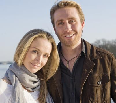 Alexandra and Philippe Cousteau