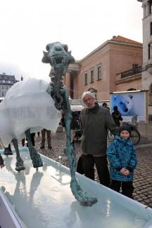 Jean-Michel Cousteau in Copenhagen