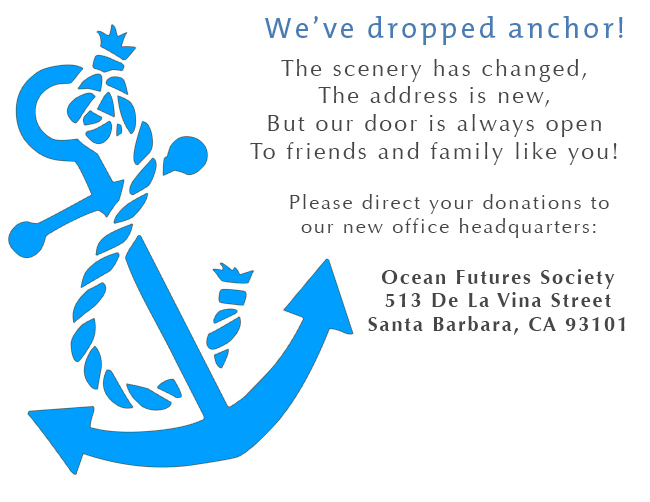Ocean Futures Society has moved