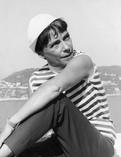 Simone cousteau