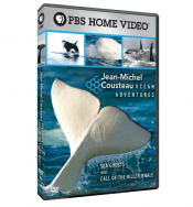 Ocean Futures Society DVDs and Videos such as Jean-Michel Cousteau's Ocean Adventures